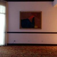 Photo taken at Hotel Intercontinental by Luis Antonio N. on 7/23/2016