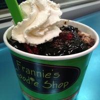 Photo taken at Frannie's Goodie Shop by Lisa M. N. on 11/15/2013
