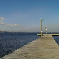 Photo taken at Ocean Gate Boardwalk by Jennifer G. on 11/24/2014
