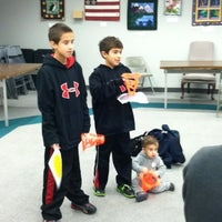 Photo taken at Nanuet Public Library by Michelle P. on 11/5/2012