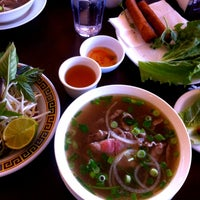 Photo taken at Phở Point Loma & Grill Restaurant by J G. on 12/20/2012