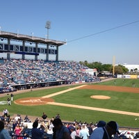 Photo taken at George M Steinbrenner Field by Joe A. on 3/15/2013