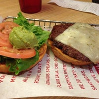 Photo taken at Smashburger by Nicole R. on 10/16/2012