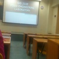2/13/2013 tarihinde Gökçe H.ziyaretçi tarafından Kimya Metalurji Fakültesi'de çekilen fotoğraf