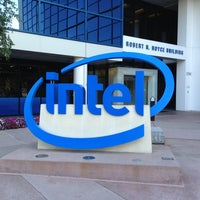 Photo taken at Intel by Parth D. on 8/9/2013