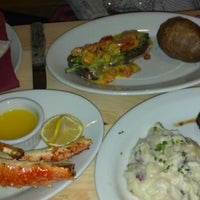 Photo taken at Wobbly Barn Steakhouse by Louis S. on 1/2/2013
