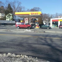 Photo taken at Shell by Set D. on 2/14/2013