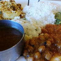 Photo taken at Madras Ananda Bhavan by Frank L. on 10/24/2014