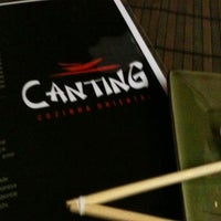 Photo taken at Sushi Canting by Ricardo B. on 12/22/2012