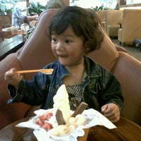 Photo taken at J.Co Donuts & Coffee by Eva R. on 10/18/2012