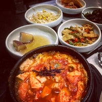 Photo taken at Mother's Korean Grill by Lynhdan N. on 5/27/2016