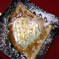Photo taken at Our Crepes & More by Joel B. on 2/15/2014