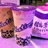 Photo taken at Chatime by JP S. on 8/18/2013