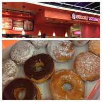 Photo taken at Dunkin Donuts by Charessa G. on 3/4/2013