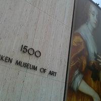 Снимок сделан в Timken Museum of Art пользователем $$$hawna M. 7/20/2013