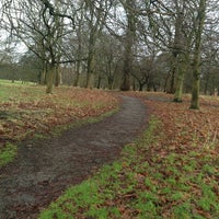 Photo taken at Sefton Park by Noura A. on 12/25/2012