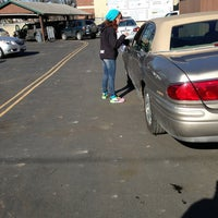 Photo taken at Parkway Auto Wash by MIC D. on 2/9/2013