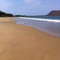 Photo taken at Playa Larga by Naz C. on 5/4/2014