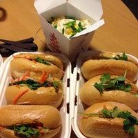 Photo taken at XPLOSIVE Food Truck by Bernard B. on 3/7/2013