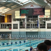 Photo taken at University Aquatic Center by Saif A. on 5/26/2017