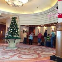 Photo taken at Grand Dorsett Labuan Hotel by Wana on 1/12/2013