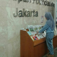Photo taken at The Japan Foundation by Dhika S. on 8/6/2015