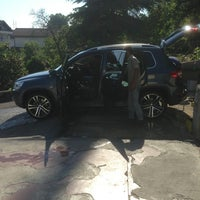 Photo taken at Car Wash Pastore by Rosario A. on 6/17/2013