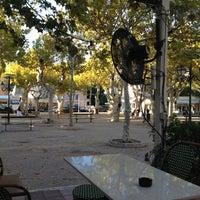Photo taken at Café des Arts by easy-saint-tropez on 10/15/2012