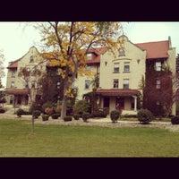 Photo taken at Clarion University of Pennsylvania by Kimberly K. on 10/5/2012
