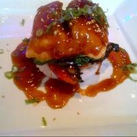 Photo taken at Kimono Sushi Bar by Andrea I. on 10/24/2013