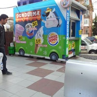 Photo taken at Burger King by istemi e. on 3/20/2013