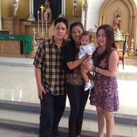 Photo taken at St. Catherine of Alexandria Church of Gerona by ®oxie m. on 1/26/2015