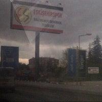 1/17/2013 tarihinde 🐲⚜🚦Deniz D.ziyaretçi tarafından Eskişehirspor Tesisleri'de çekilen fotoğraf