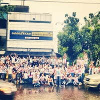 Photo taken at SMAN 46 Jakarta by Edrian Purnama S. on 4/19/2013