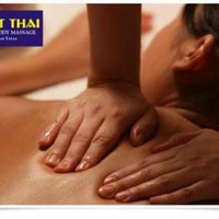 Photo taken at Nuat Thai Foot & Body Massage by James R. on 6/24/2013