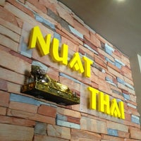 Photo taken at Nuat Thai Foot & Body Massage by James R. on 6/5/2013