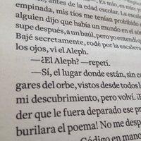 Foto tomada en El Aleph del Soho por Augusto S. el 10/11/2013