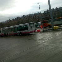 Photo taken at Hamilton Central Bus Station by Kevin B. on 12/12/2013