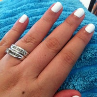 Photo taken at Chic Nails by Edi B. on 1/19/2013