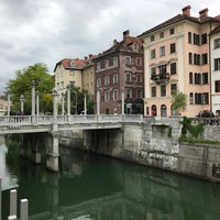 Photo taken at Ljubljana by Todd R. on 5/11/2017