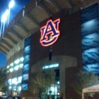 Photo taken at Auburn University by Harold G. on 11/17/2012