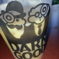 Photo taken at Einstein Bros Bagels by delvin h. on 8/1/2013