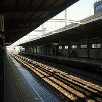 Photo taken at Nishinakajima-Minamigata Station (M14) by 中村 泰. on 12/7/2012