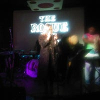 Photo taken at The Rogue Bar by Brandi F. on 12/19/2015