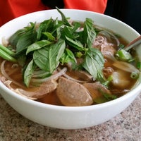 Photo taken at pho97 Restaurant by Tastychopsticks on 5/24/2015