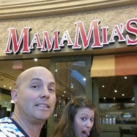 Photo taken at Mama Mia's by Chris P. on 7/8/2014