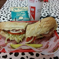 Photo taken at Firehouse Subs by Chris P. on 2/2/2014
