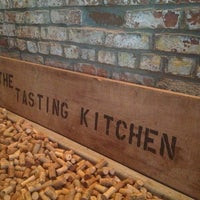 Photo taken at The Tasting Kitchen by @SkinnynSatisfied on 3/3/2013