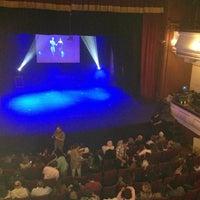 Photo taken at Teatro Del Globo by Diego B. on 10/13/2012