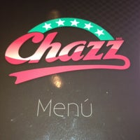 Photo taken at Chazz by Paula S. on 10/14/2012